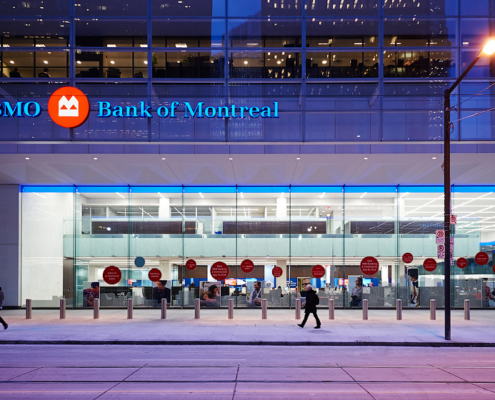 BMO First Canadian Place