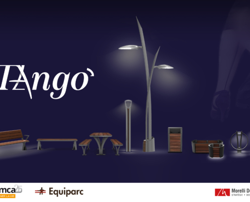 Tango by Lumca and Equiparc