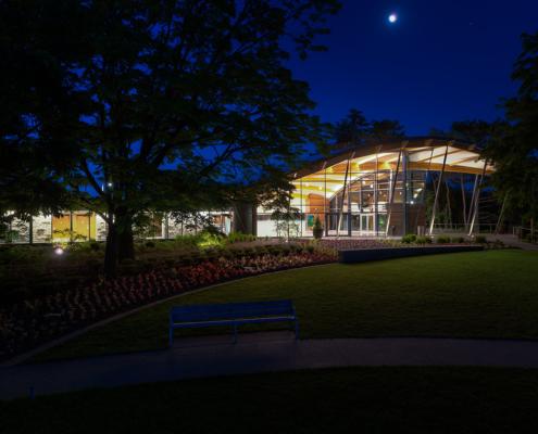 Royal Botanical Gardens Rock Garden - Visitors Centre