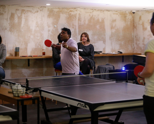Salex Presents ID Ping Pong – Architect Design Event